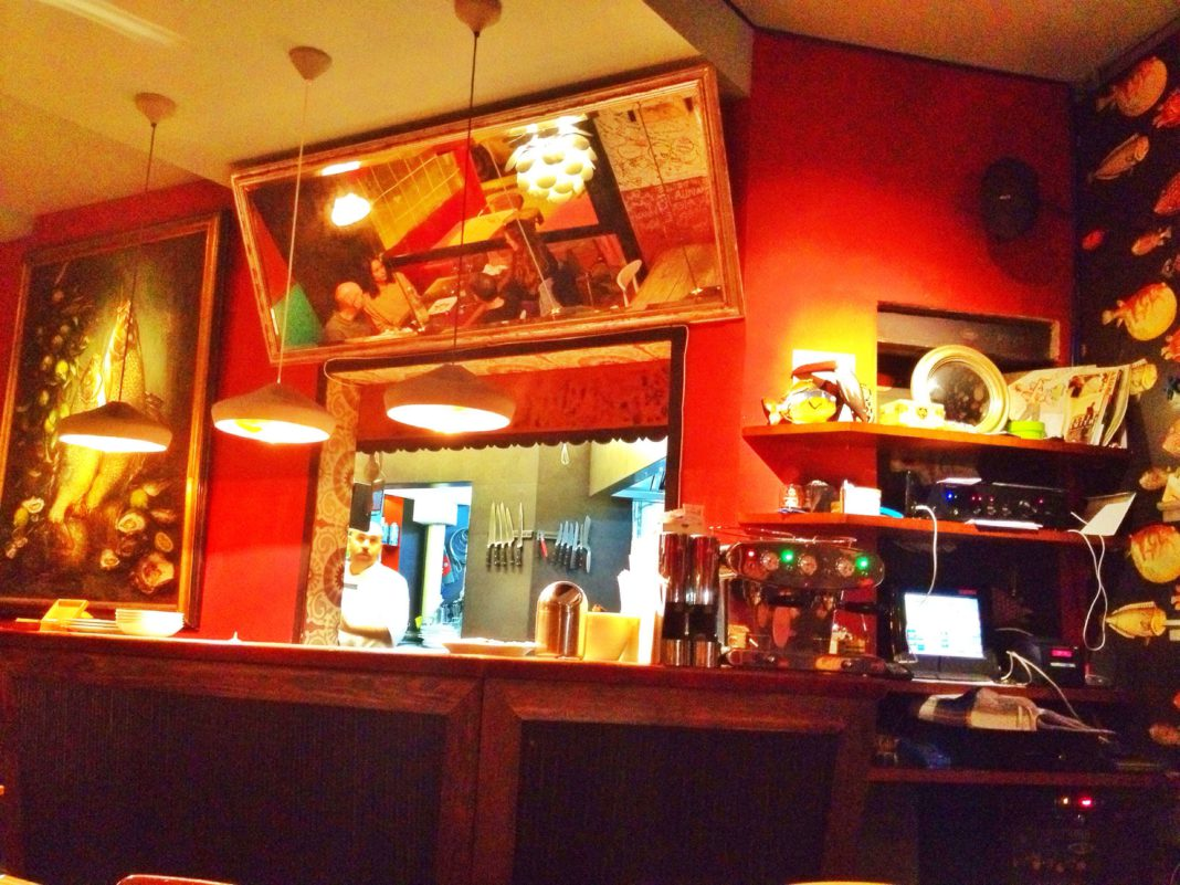 Xemei un restaurante veneciano en barcelona daniel arb s - Restaurante tokyo barcelona ...