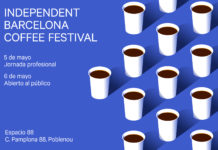 Independent Barcelona Coffee Festival 2017